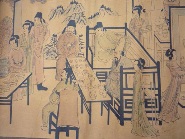 antic dinar xinès